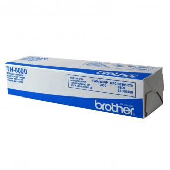 Toner Brother MFC-9070, 9180, 8070, 9160, black, TN8000, 2200s, O