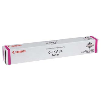Toner Canon iR-C2020/2030, magenta, CEXV34M, 19000s, 3784B002, O