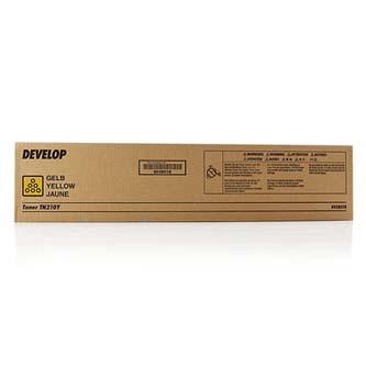 Toner Develop Ineo +250, yellow, 8938518, 260g, TN-210Y, O
