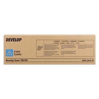 Toner Develop Ineo +20, cyan, A0DK4D3, 8000s, TN-318C, O