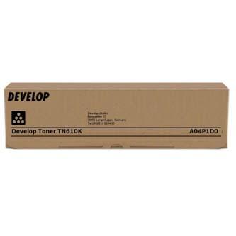 Toner Develop Ineo 6500, black, A04P1D0, TN-610K, O