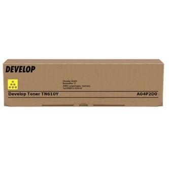 Toner Develop Ineo 6500, yellow, A04P2D0, TN-610Y, O