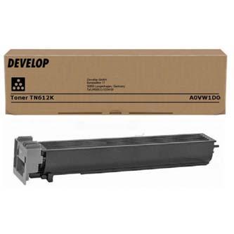 Develop originální toner A0VW1D0, black, TN-612K, Develop Ineo +6501