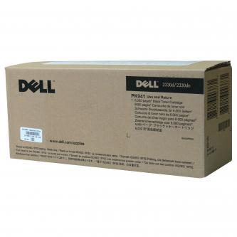 "Toner Dell 2330d/2330dn/2350/2350dn, black, 593-10335, 6000s, PK941, ""Use & Return"", O"