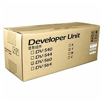 Kyocera Mita originální developer DV-560Y, yellow, 200000str., Kyocera FS-C5350DN,FS-C5350DN/KL3,FS-C5300DN,FS-C5200DN