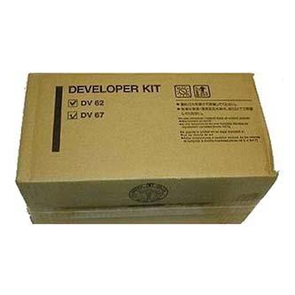 Kyocera Mita originální developer DV-62, 302BR93081, black, 300000str., Kyocera FS-1800, 1800+, 1900, 3800