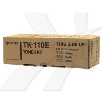 Toner Kyocera Mita FS-720, 820, 920, black, TK110E, 2000s, O