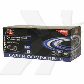 Toner pro Kyocera Mita FS-1030D, black, 7200s, KL-07, UP