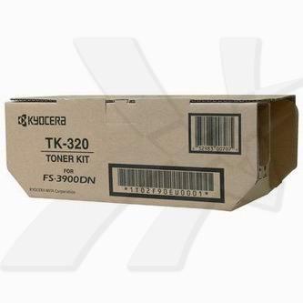 Toner Kyocera Mita FS-3900DN, 4000DN, black, TK320, 15000s, O