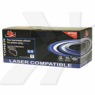 Toner pro Kyocera Mita FS-3900DN, 4000DN, black, 15000s, KL-09, UP