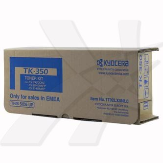Toner Kyocera Mita FS-3920DN, FS-3040MFP, 3140MFP, black, TK350, 15000s, O