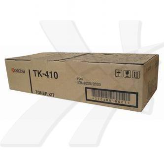 Toner Kyocera Mita KM-1620, 1650, 2020, 2050, black, TK410, 15000s, O