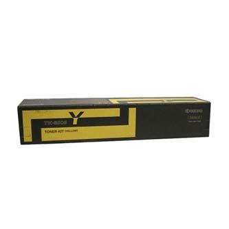 Toner Kyocera Mita TASKalfa 4550CI, 5550CI, 6550CI, yellow, TK8505Y, 20000s, 1T02LCANL0, O