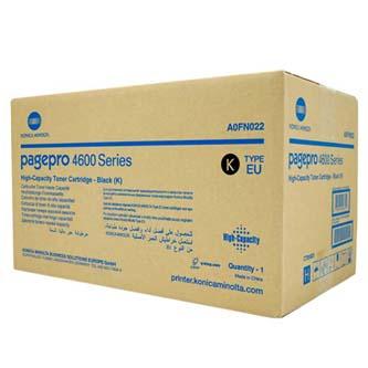 Toner Konica Minolta Page Pro 4650EN, black, A0FN022, 18000s, high capacity, O