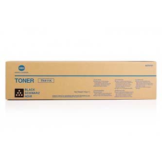 Toner Konica Minolta BIZHUB C451, black, TN411, 765g, 45000s, A070151, O