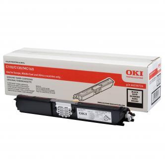 Toner OKI C110/130n/MC160, black, 44250724, 2500s, O