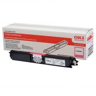 Toner OKI C110/130n/MC160, magenta, 44250718, 1500s, O