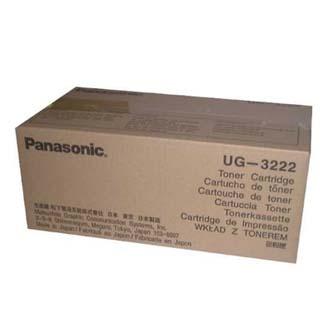 Panasonic originální toner UG-3222, black, 3000str., Panasonic fax UF490,UF4100