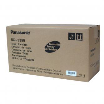 Toner Panasonic Fax UF-585, 590, 595, DX-600, black, UG-3350, 7500s, náhrada na TPAUG3380XBG, O
