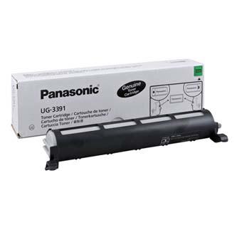 Panasonic originální toner UG-3391, black, 3000str., Panasonic Fax UF-4600, UF-5600
