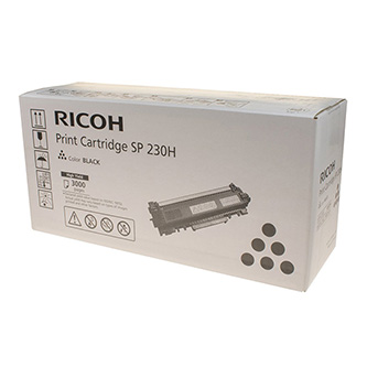Ricoh originální toner 408294, black, 3000str., SP230H, high capacity, Ricoh Aficio SP230
