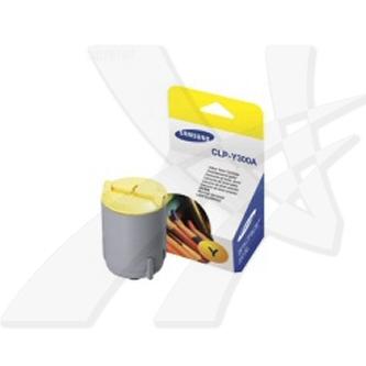 Toner Samsung CLP-300, N, CLX-3160FN, 2160, yellow, CLP-Y300A, 1000s, O