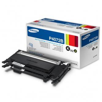 Toner Samsung CLP-325, CLX-3185, black, CLT-P4072B, 2x1500 2-packs, 2-pack, O