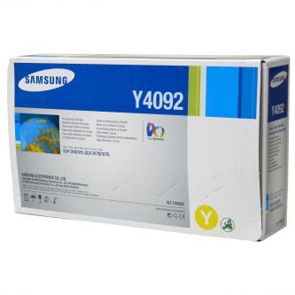 Toner Samsung CLP-310, N, CLP-315, CLX-3170FN, CLX-3175N, FN, FW, yellow, CLT-Y4092S, 1000s, O
