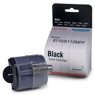 Toner Xerox Phaser 6110, MFP6110, black, 106R01203, 2000s, východní Evropa, O