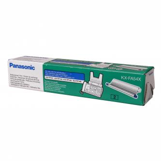 Fólie do faxu Panasonic KX-FP 148CE, 145, 143, KX-FC 231, 233, 235, 238, KX-FA54X, 2*114s, 35m*2, 2ks, O