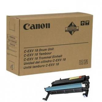 Válec Canon iR 1018, 1022, 1022i, 1022F, black, CEXV 18, 0388B002, O