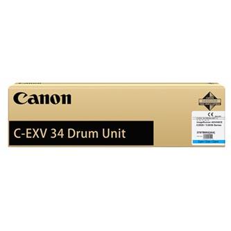 Válec Canon iR-C2020/2030, cyan, CEXV34C, 36000/51000s, 3787B003, O