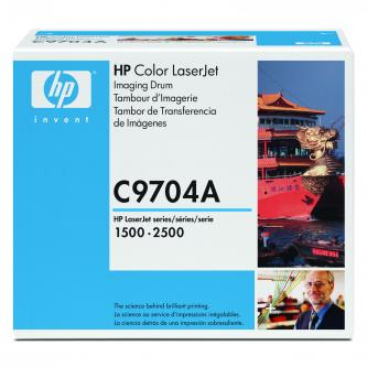 Válec HP Color LaserJet 1500, 2500, 2500L, 2500N, 2500TN, C9704A, 20000/5000s, drum kit, O