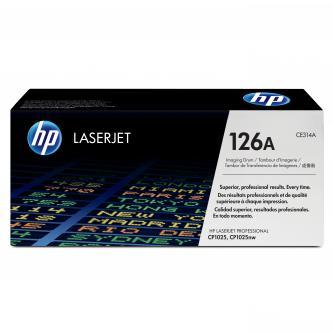Válec HP LaserJet Pro CP1025, CP1025nw, black, CE314A, 126A, O