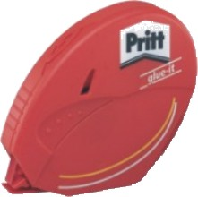 Lepící roller - PRITT GLUE-IT, on-off - kazeta